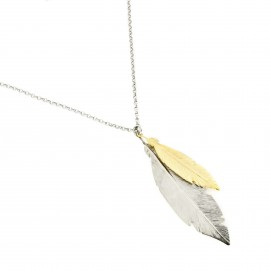 Necklace Plume Collection